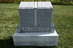 West Union Cemetery - Danvers Township - Illinois Photos