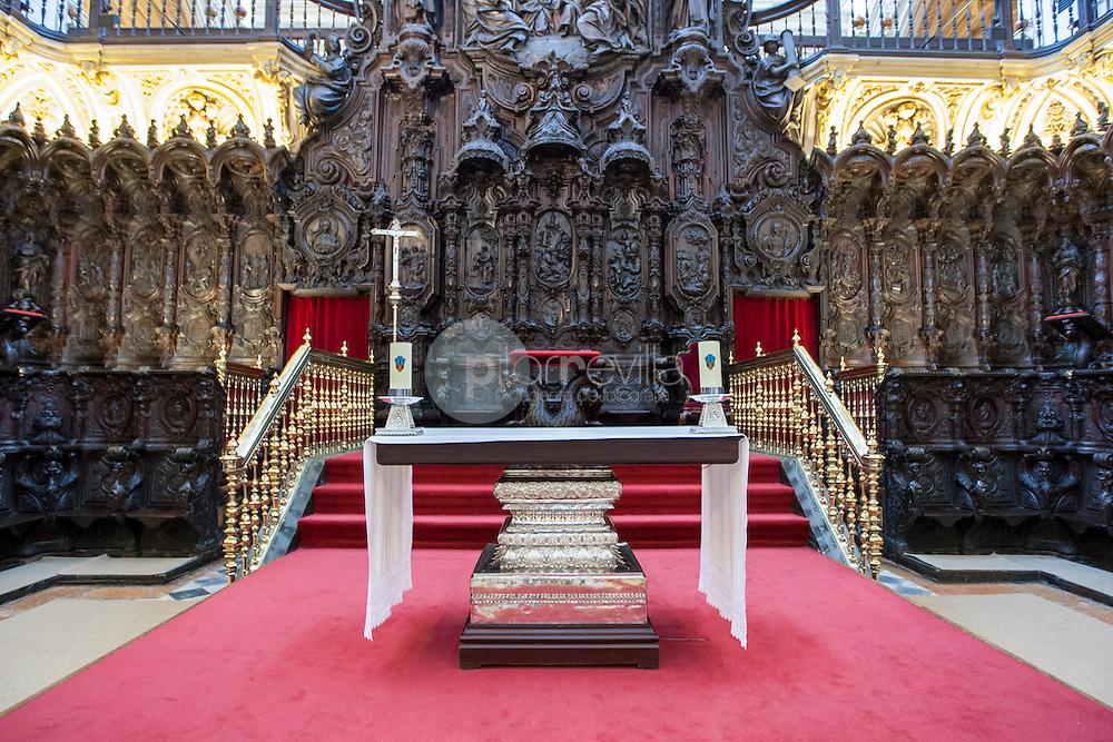 Catedral en la Mezquita de Córdoba, Andalucía ©Country Sessions / PILAR REVILLA