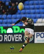 London Irish v Worcester Warriors 040114