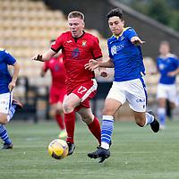 East Fife v St Johnstone B 10.08.21