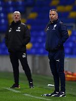 Football - 2020 / 2021 Sky Bet League One - AFC Wimbledon vs Peterborough United - Plough Lane<br /> <br /> Peterborough United manager Darren Ferguson.<br /> <br /> COLORSPORT/ASHLEY WESTERN