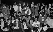 Be Stiff Linup - Stiff Records 1978