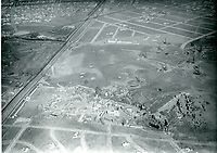 1927 Aerial of Fox Movietone Studios in West Los Angeles