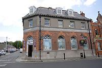 Allied Irish Bank (AIB) in heritage town Dalkey Village Dublin Ireland