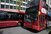 Single and double decker buses in Birmingham, United Kingdom. National Express West Midlands NXWM is a bus operator in the West Midlands that operates services in Birmingham, Walsall and Wolverhampton. It is a subsidiary of the National Express Group.