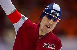 04-01-2003 NED: Europees Kampioenschappen Allround, Heerenveen<br /> Gianni Romme