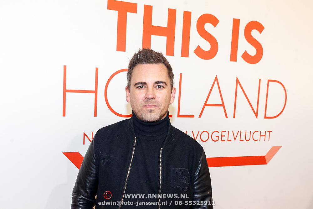 NLD/Amsterdam/20180201 - Presentatie This is Holland, Manuel Venderbos