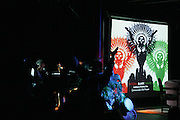 Atmosphere at the Dr. Barbara Ann Teer's Institute of Action Arts launch for the 41st  Communication Arts Program Symposium held at The National Black Theater in Harlem, NY on March 27, 2009