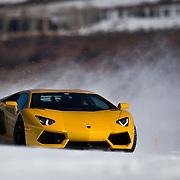 Aspen Lamborghini Winter Accademia