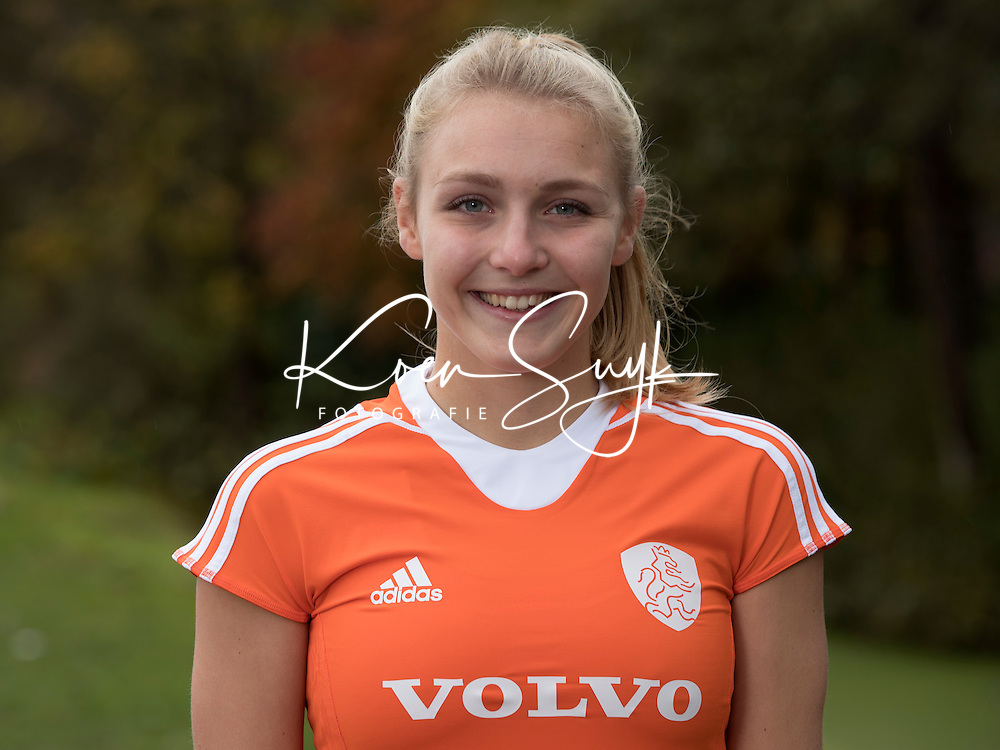 UTRECHT - KYRA FORTIN. Jong Oranje hockey meisjes -21. COPYRIGHT KOEN SUYK