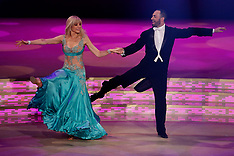 Rome: Marla Maples Trump on Dancing With Stars - 8 April 2017