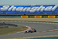 MOTORSPORT - F1 2011 - CHINA GRAND PRIX - SHANGHAI (CHN) - 14 TO 17/04/2011 - PHOTO : ERIC VARGIOLU / DPPI - VETTEL SEBASTIEN (GER) - RED BULL RENAULT RB7 - ACTION