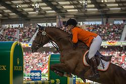 Elaine Pen, (NED), Vira - Eventing jumping - Alltech FEI World Equestrian Games™ 2014 - Normandy, France.<br /> © Hippo Foto Team - Dirk Caremans<br /> 31/08/14