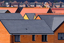 """File photo dated 01/02/18 of houses. Lloyds Bank have found that nearly half of """"empty nesters"""" whose adult children have left home are not considering moving to a smaller property themselves."""