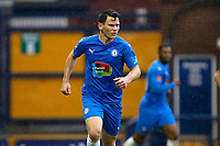 Connor Jennings. Stockport County 1 (6-7) 1 Chesterfield. Emirates FA Cup. 24.10.20
