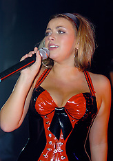Charlotte Church 24th September 2005