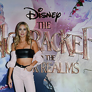 Kimberley Garner attend The Nutcracker and the Four Realms - UK premiere at Vue Westfield, Westfield Shopping Centre, Ariel Way on 1st Nov 2018, London, UK.
