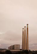 Dynegy power plant, near Morro Bay, CA