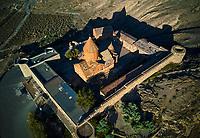 Armenie, region d'Ararat, monastère de Khor Virap // Armenia, Ararat region, Khor Virap monastery
