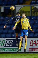 Murray Davidson of St Johnstone during the Scottish Premiership match between Ross County FC and St Johnstone FC at the Global Energy Stadium, Dingwall, Scotland on 2 January 2021