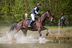 Smeyers Thomas, (BEL), Indezz<br /> Nationale Finale AVEVE Eventing Cup Paarden <br /> Minderhout 2016<br /> © Hippo Foto - Dirk Caremans<br /> 24/04/16