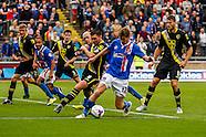 Carlisle United v Morecambe 101015
