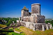 Zamek w Będzinie, Polska<br /> Castle in Będzin, Poland