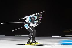 February 11, 2018 - Pyeongchang, Gangwon, South Korea - Mikito Tachizaki ofJapan at Mens 10 kilometre sprint Biathlon at olympics at Alpensia biathlon stadium, Pyeongchang, South Korea on February 11, 2018. (Credit Image: © Ulrik Pedersen/NurPhoto via ZUMA Press)