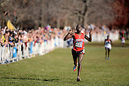 """17 NOV 2012:  Athletes compete during the 2012 NCAA Men and Women's DI Cross Country Championships held at E.P. """"Tom"""" Sawyer Park hosted by the University of Louisville in Louisville, KY. Brett Wilhelm/ NCAA Photos"""