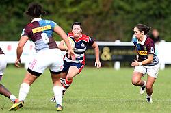 Carrie Roberts of Bristol Ladies - Mandatory by-line: Robbie Stephenson/JMP - 18/09/2016 - RUGBY - Cleve RFC - Bristol, England - Bristol Ladies Rugby v Aylesford Bulls Ladies - RFU Women's Premiership