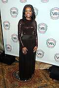 New York, NY-April 18: Tamika Mallory, National Executive Director, NAN attends Rev. Al Sharpton's National Action Network's Keeper of the Dream Awards held at Cipriani's Wall Street on April 18, 2012 in New York City. (Photo by Terrence Jennings)