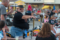 The Buffalo Chip on Saturday before the Weird Al Yankovic concert during the annual Sturgis Black Hills Motorcycle Rally. SD, USA. August 13, 2016. Photography ©2016 Michael Lichter.