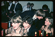 Rose Scott, Robin Howard, Roderick Campbell and Jane Gilmour, Keats dinner. Studley Priory.© Copyright Photograph by Dafydd Jones 66 Stockwell Park Rd. London SW9 0DA Tel 020 7733 0108 www.dafjones.com