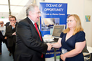 The Marine Institute and SmartOcean Ireland are hosted 'Oceans of Opportunity', a marine careers and training event as part of the Ocean Wealth Showcase at the Volvo Ocean Race Global Village  More than 80 Irish-based marine jobs will be on offer at the event and over 140 international opportunities. . .A wide variety of marine jobs  offered at the event with a number of organisations (across shipping, technology, research, energy, and cruise line hospitality) actively recruiting over the two days.  Information on the current opportunities are also be available on www.marinejobs.ie .  Photo: Andrew Downes..