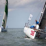 Cllass 40 N°36 / Skipper: Rune AASBERG / Co-skipper :Simen LØVGREN