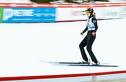 Sodia Tikhonova of Russia during 2nd Round at Day 1 of World Cup Ski Jumping Ladies Ljubno 2019, on February 8, 2019 in Ljubno ob Savinji, Slovenia. Photo by Matic Ritonja / Sportida