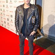 NLD/Amsterdam/20151119 - inloop Xite Awards 2015, Lil' Kleine