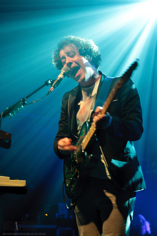 The Wombats open their 2011 tour at Manchester Academy, Manchester, 2011-03-04