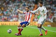 Real Madrid v Atletico Madrid 190814