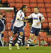 Barnsley v Bolton Wanderers 261213