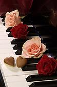 Flowers & music