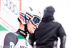 01.02.2019, Heini Klopfer Skiflugschanze, Oberstdorf, GER, FIS Weltcup Skiflug, Oberstdorf, im Bild Daniel Andre Tande (NOR) // Daniel Andre Tande of Norway during the FIS Ski Flying World Cup at the Heini Klopfer Skiflugschanze in Oberstdorf, Germany on 2019/02/01. EXPA Pictures © 2019, PhotoCredit: EXPA/ JFK