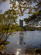 Ross Castle on Lough Lein Killarney.<br /> Picture by Don MacMonagle