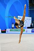 Aliya Assymova was born 16 December 1997 in Astana, Kazakhstan. She is a Kazakhstani individual rhythmic gymnast.