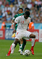 Photo: Glyn Thomas , Digitalsport<br /> Tunisia v Saudi Arabia. Group H, FIFA World Cup 2006. 14/06/2006.<br /> Tunisia's Radhi Jaidi.