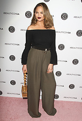 BeautyconLA Festival, Day 2 at The Los Angeles Convention Center in Los Angeles, California on 8/13/17. 13 Aug 2017 Pictured: Chrissy Teigen. Photo credit: River / MEGA TheMegaAgency.com +1 888 505 6342