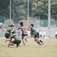 PSOEB, Evans Road, Wednesday, March 29, 2017 --- ACS(I) came back from 11-12 down to beat RI 25-12 in the final of the National B Division Rugby Championship. Story: https://www.redsports.sg/2017/03/29/national-b-boys-rugby-acsi-ri/