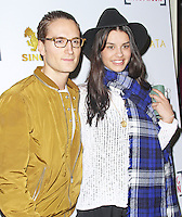Oliver Proudlock & Grace McGovern, Pacata - Launch Party, Covent Garden, London UK, 28 March 2014, Photo by Brett D. Cove