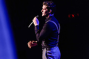 Photos of Matthew Morrison at the Phil Ramone Music Memorial Celebration concert event at Salvation Army Theater, NYC. May 11, 2013. Copyright © 2013 Matthew Eisman. All Rights Reserved