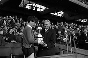 17/03/1968<br /> 03/17/1968<br /> 17 March 1968<br /> Railway Cup Hurling Final: Munster v Leinster at Croke Park, Dublin.